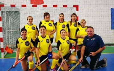 Campionesse d'Italia Hockey masters indoor